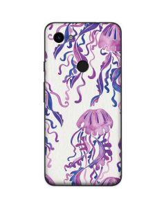 Jellyfish Google Pixel 3a Skin