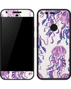 Jellyfish Google Pixel Skin