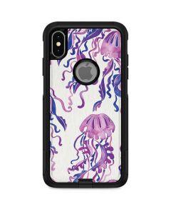 Jellyfish Otterbox Commuter iPhone Skin