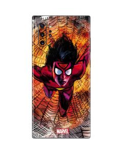 Jessica Drew The Spider-Woman Galaxy Note 10 Plus Skin