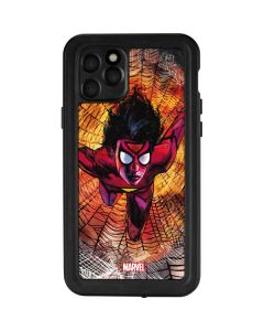 Jessica Drew The Spider-Woman iPhone 11 Pro Waterproof Case