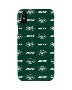 New York Jets Blitz Series iPhone XS Max Lite Case