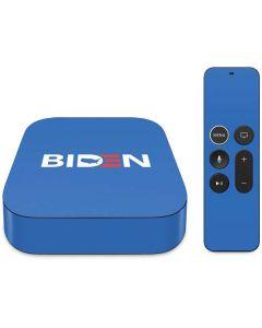 Joe Biden Apple TV Skin