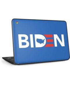 Joe Biden HP Chromebook Skin