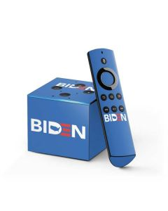 Joe Biden Fire TV Cube Skin