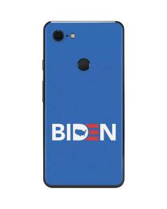 Joe Biden Google Pixel 3 XL Skin