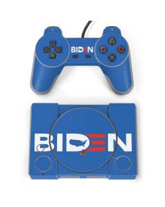 Joe Biden PlayStation Classic Bundle Skin