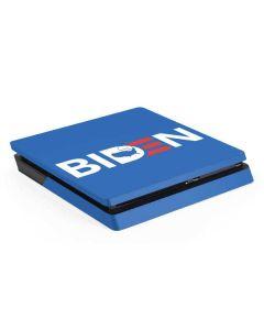 Joe Biden PS4 Slim Skin