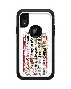 John 3:16 Otterbox Defender iPhone Skin