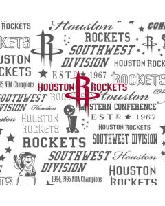 Houston Rockets Historic Blast iPhone 6 Pro Case