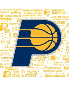 Indiana Pacers Historic Blast Surface Book Skin