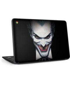 Joker by Alex Ross HP Chromebook Skin