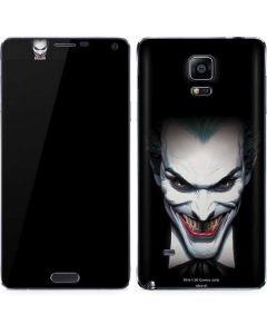 Joker by Alex Ross Galaxy Note 4 Skin