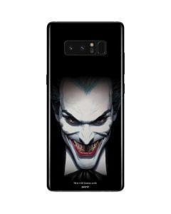 Joker by Alex Ross Galaxy Note 8 Skin