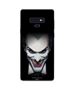 Joker by Alex Ross Galaxy Note 9 Skin