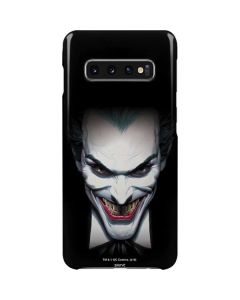 Joker by Alex Ross Galaxy S10 Plus Lite Case
