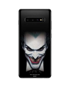 Joker by Alex Ross Galaxy S10 Plus Skin