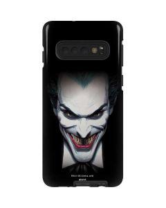 Joker by Alex Ross Galaxy S10 Pro Case