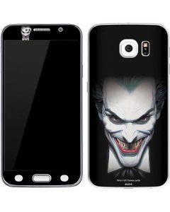 Joker by Alex Ross Galaxy S6 Skin