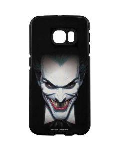 Joker by Alex Ross Galaxy S7 Edge Pro Case