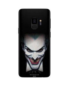 Joker by Alex Ross Galaxy S9 Skin