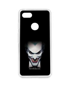 Joker by Alex Ross Google Pixel 3 XL Clear Case