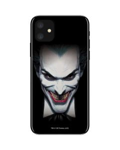 Joker by Alex Ross iPhone 11 Skin