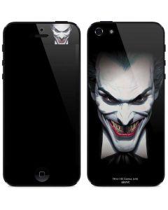 Joker by Alex Ross iPhone 5/5s/SE Skin