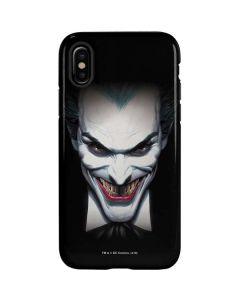 Joker by Alex Ross iPhone X Pro Case