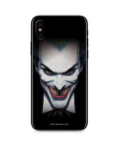 Joker by Alex Ross iPhone X Skin