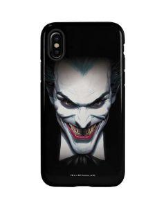 Joker by Alex Ross iPhone XS Pro Case