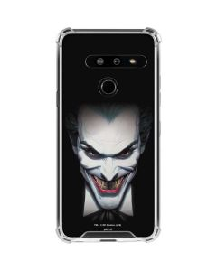 Joker by Alex Ross LG G8 ThinQ Clear Case