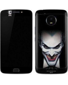 Joker by Alex Ross Moto E4 Plus Skin