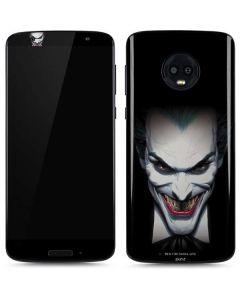 Joker by Alex Ross Moto G6 Skin
