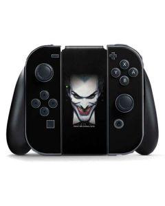 Joker by Alex Ross Nintendo Switch Joy Con Controller Skin