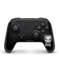 Joker by Alex Ross Nintendo Switch Pro Controller Skin