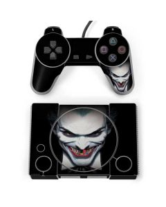 Joker by Alex Ross PlayStation Classic Bundle Skin