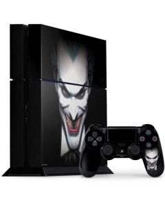 Joker by Alex Ross PS4 Console and Controller Bundle Skin