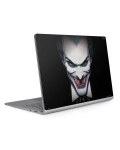 Joker by Alex Ross Surface Book 2 15in Skin