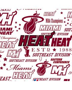Miami Heat Historic Blast Google Home Hub Skin