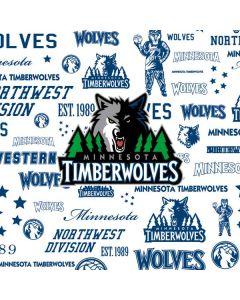 Minnesota Timberwolves Historic Blast iPhone SE Skin