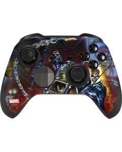 Jonathan Blaze The Ghost Rider Xbox Elite Wireless Controller Series 2 Skin