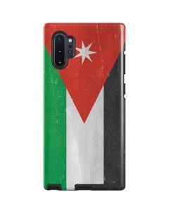 Jordan Flag Distressed Galaxy Note 10 Plus Pro Case