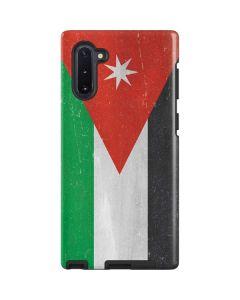 Jordan Flag Distressed Galaxy Note 10 Pro Case