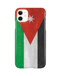 Jordan Flag Distressed iPhone 11 Lite Case