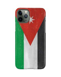 Jordan Flag Distressed iPhone 11 Pro Lite Case