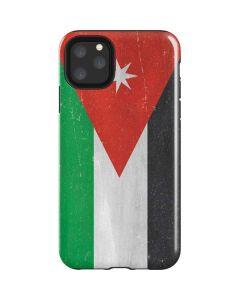 Jordan Flag Distressed iPhone 11 Pro Max Impact Case