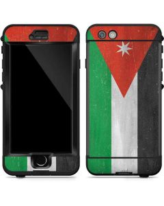 Jordan Flag Distressed LifeProof Nuud iPhone Skin