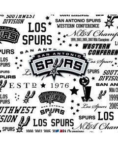 San Antonio Spurs Historic Blast Wireless Charger Skin