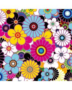 Rainbow Flowerbed Generic Laptop Skin